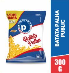 Batata Palha Public 300g