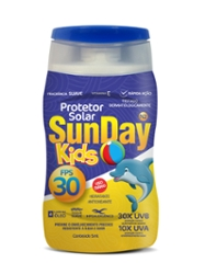 Protetor Solar Sunday FPS30 120ml Kids