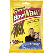 Bifinho P/ Caes Peq Baw Waw 50g Frango
