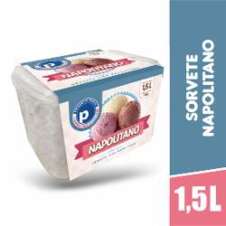 Sorvete Public 1,5L Napolitano