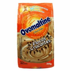 Ovomaltine Chocolate Flocos 300g Sachet