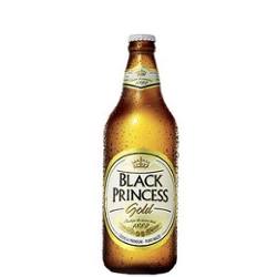 Cerveja Black Princess Gold 355ml Gfa