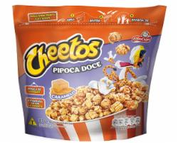 Pipoca Doce Elma Chips 165g Caramelo