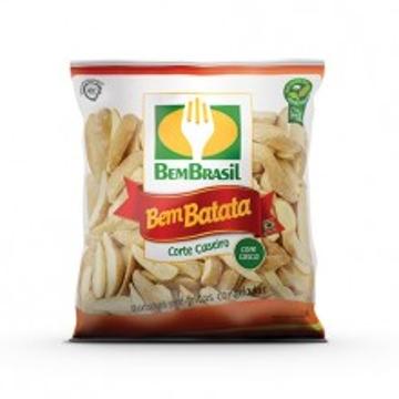 Batata Bem Brasil 1.050 kg Corte Caseiro