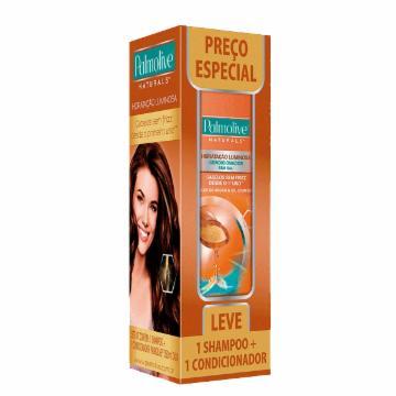 Kit Shampoo + Condicionador Palmolive 350ml Óleo de Argan