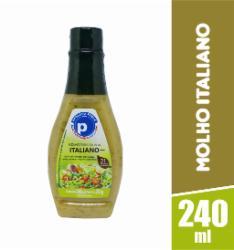Molho para Salada Public 240ml Italiano