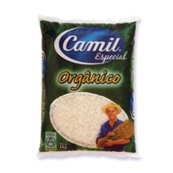 Arroz Organico Camil 1kg