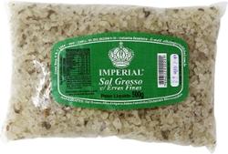 Sal Grosso Imperial 500g Ervas Finas