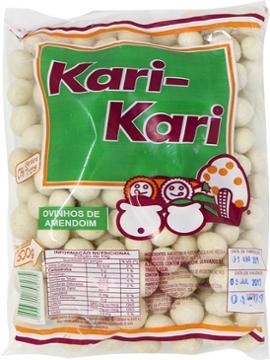Amendoim Ovinho Kari-Kari 300g