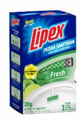 Pedra Sanitária Lipex 20g com Redinha Fresh