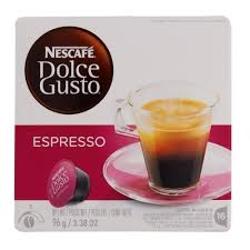 Nescafe Dolce Gusto 96g Espresso