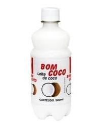 Leite de Coco Bom Coco 500ml