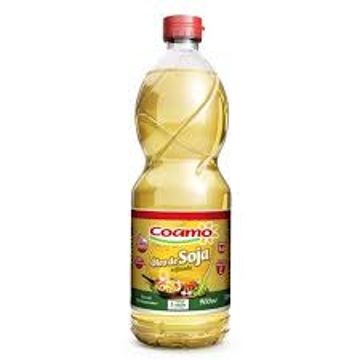 Oleo Soja Coamo 900ml Pet