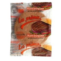 Hambúrguer La Prima Carne Bov/Fran 56g