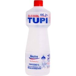 ALCOOL TUPI 46,2º 1L TRADICIONAL