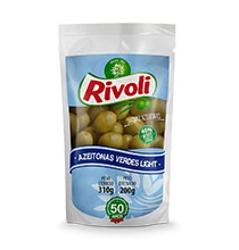 Azeitona Verde Rivoli 150g sem Caroco Doy Pack Light