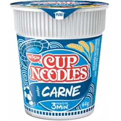MACARRAO INSTANTANEO Cup Noodle 69g Carne