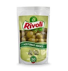 Azeitona Verde Rivoli 100g Doy Pack