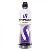 Isotonico Ironage 500ml Uva