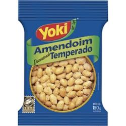 Amendoim Yoki 150g Salgado sem Casca
