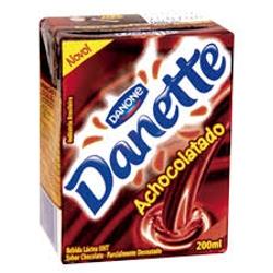 Achocolatado Liquido Danette 200ml