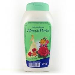 Talco Alma de Flores 100g Classico