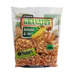 Granatus Cereais Banana Mel 250g