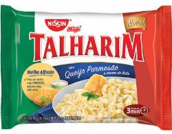 Macarrao Instantaneo Nissin Talharim 90g Queijo Parmesao