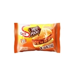 Hot Pocket Sadia 145g X Bacon