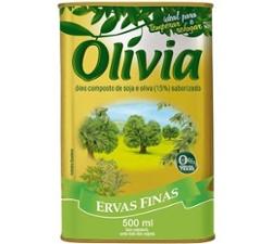 Oleo Comp Olivia 500ml Ervas