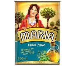 Oleo Composto Maria 500ml Lata Ervas Finas