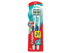 Escova Dental Colgate 360º Macia Lv2 Pg1