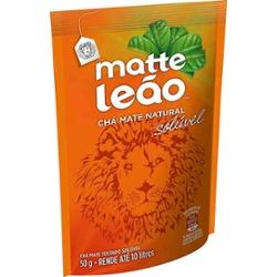 Cha Matte Leao 50g Pouch
