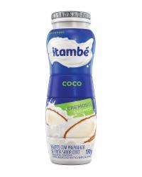 Iog Liq Itambe 170g Coco
