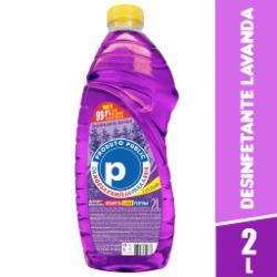 Desinfetante Public 2L Lavanda