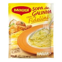 Sopa Maggi Galinha com Fidelini 60g