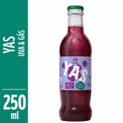 Refrigerante Yas 250ml Uva