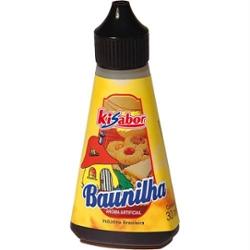 Essencia Ki Sabor 30ml  Baunilha