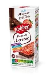 Barra de Cereais Kobber 60g Moran/Cramberry/Choc