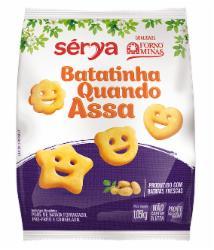 BATATA SERYA 1,05 KG CARINHAS