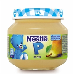 Papinha Nestle 120g Pera