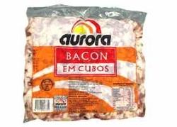 Bacon Aurora Cubos 1kg