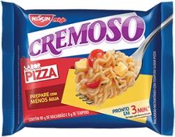 Macarrao Instantaneo Nissin Cremoso 88g Pizza