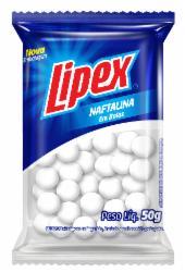 Naftalina Lipex 50g