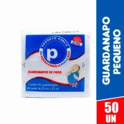 Guardanapo Public Pequeno 23x22 com 50