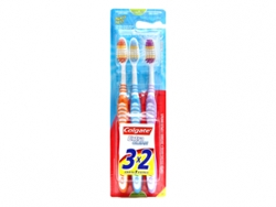 Escova Dental Colgate Extra Clean Media Lv3 Pg2