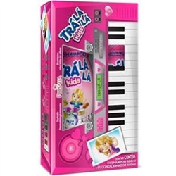 Kit Tra La La Kids Musical 480ml Hidrakids