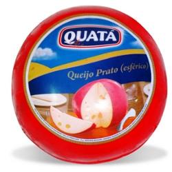Queijo Prato Esferico Quata kg