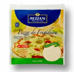 Massa Pizza Mezzani Frigideira 270g