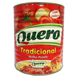 Molho Tomate Quero 3.1kg Trad